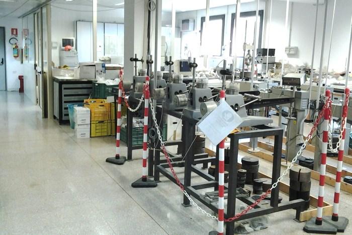 Laboratorio Geotecnica