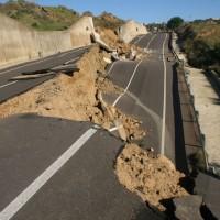 Image result for Images of Landslide