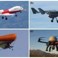 Flotta UAVs - (a) Male UAV, (B) Mame UAV, (C) Light UAV, (D) Mini/Micro UAV