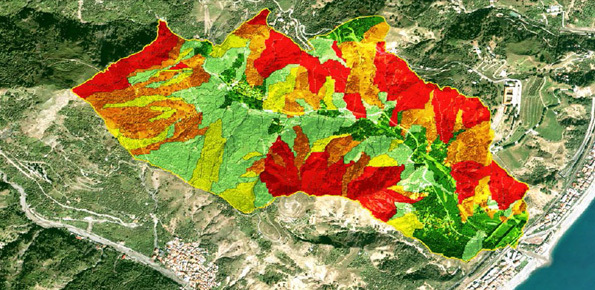 Landslide Susceptibility Is The Likelihood Of A Landslide Occurring In An Area Given The Local Terrain Conditions It Is The Degree To Which An Area Can Be