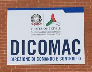 Sede Dicomac a Rieti
